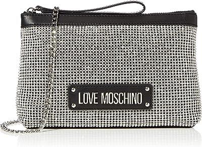 Love Moschino Damen Jc4050pp1a Handtasche, 4x15x24 Centimeters (W x H x L)