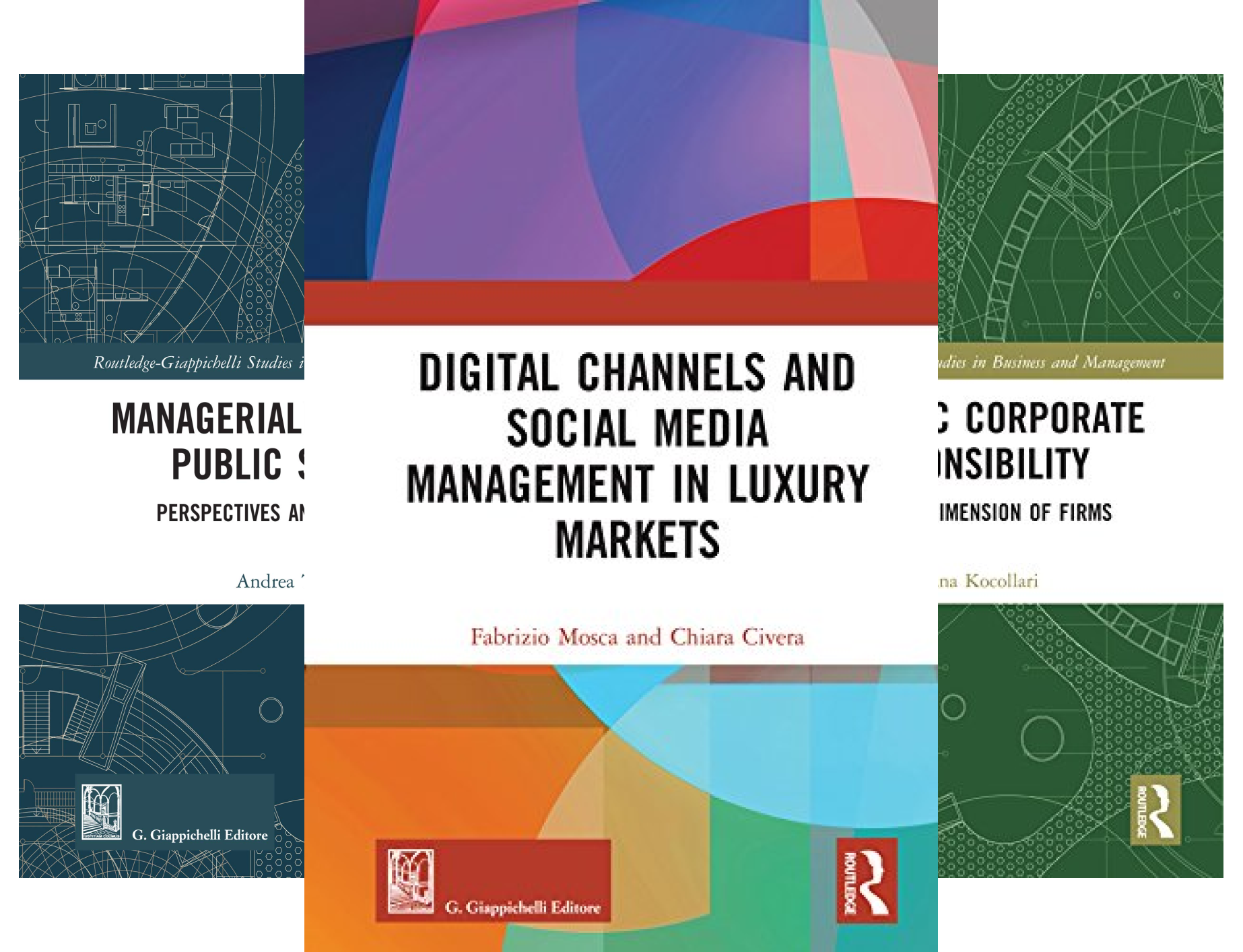 Routledge-Giappichelli Studies in Business and Management (11 Book Series)