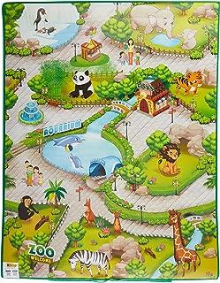 Rollmatz 3D Animated Zoo Playmat