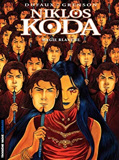 Niklos Koda – tome 7 - Magie blanche (French Edition)