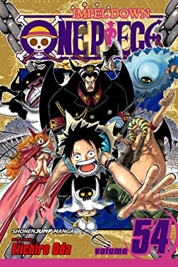One Piece, Vol. 54: Unstoppable (One Piece Graphic Novel)
