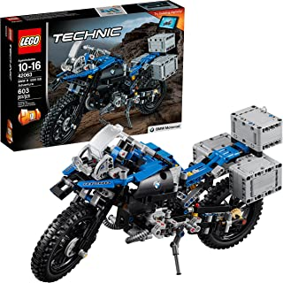 LEGO Technic BMW R 1200 GS Adventure 42063 Advanced Building Toy