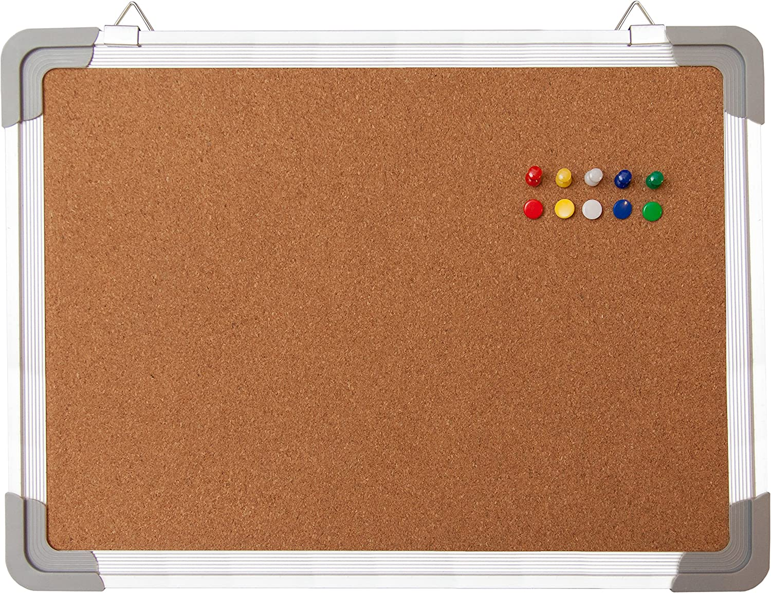 Cork Board Set - Limited time sale Bulletin Corkboard Max 63% OFF 16 with 12 x inch 10 Framed