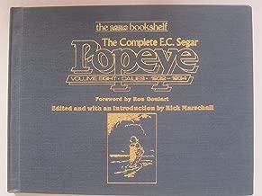 The Complete E.C. Segar Popeye, Vol. 8: Dailies, 1932-1934 (The Nemo Bookshelf)