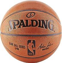 Spalding NBA Replica Indoor-Outdoor Game Ball Series Basketball