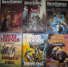 David Eddings Sparhawk Novel Complete Hardcover Collection Elenium and Tamuli