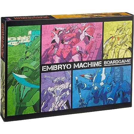 コザイク エムブリオマシン ボードゲーム (2-6人用 人数×15分 12才以上向け) ボードゲーム