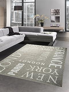 Amazon.fr : tapis gris new york