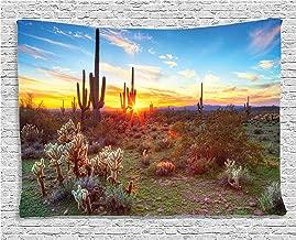 desert scene backdrop