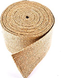 Upholstery/Craft Jute Webbing (Burlap), 3.25 Inches X 10 Yards-Natural