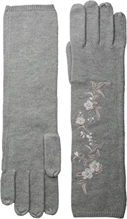 LAUREN Ralph Lauren - Chrysanthemum Embroidered Glove