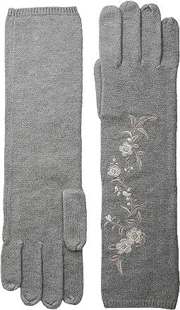 Chrysanthemum Embroidered Glove
