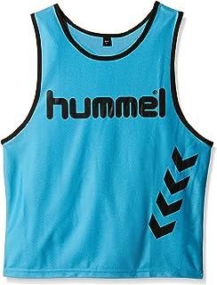 Hummel Fundamental Training - Camiseta de entrenamiento para niños, color neon blue, talla 8/128