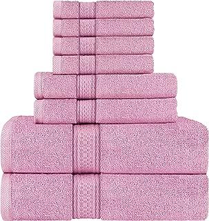 Best colorful towel sets Reviews
