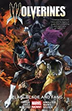 Wolverines Vol. 2: Claw, Blade, and Fang