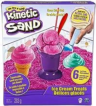 Loisirs Cr/éatifs Kinetic Sand 6027987 Mini Coffret Chantier