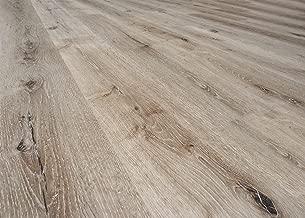 DriClic Waterproof WPC Engineered Flooring 47.64 in x 6.85 in x 6.6mm (20.40 Square Feet, Arctic Oak)