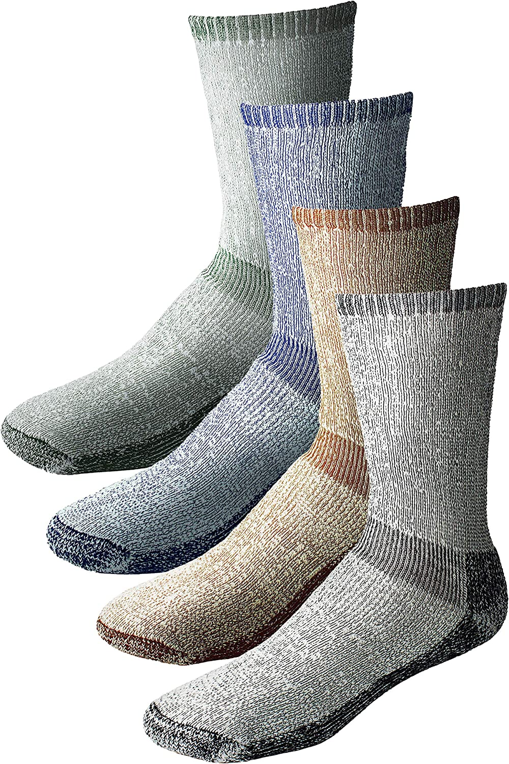 ECHOGORGE Expedition Heavy Weight Merino Max 58% OFF Wool Pai Hiking 4 Superior Socks