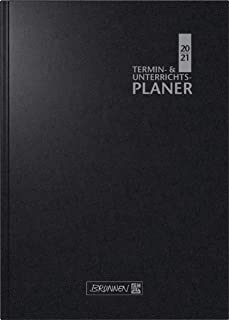 BRUNNEN 1075960901 Wochenkalender/Lehrerkalender, Termin- & Unterrichtsplaner..