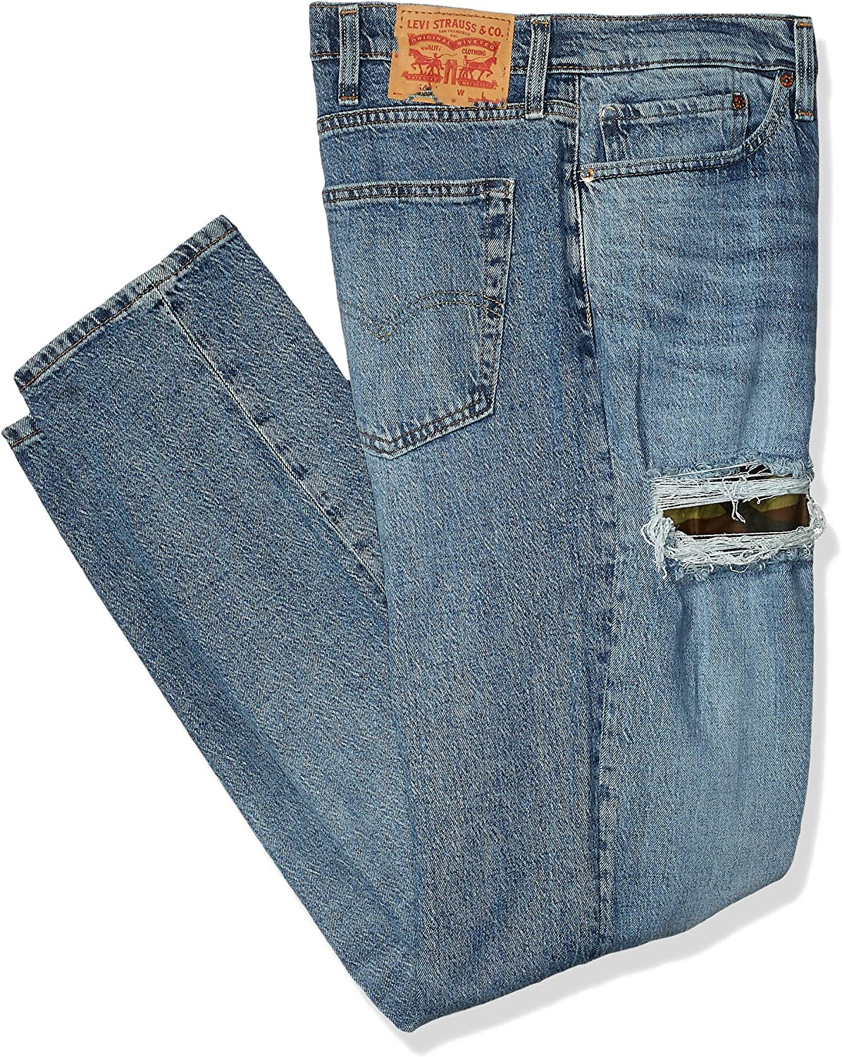 Levi's Men's Big Tall and Athletic Blue Fit Beauty Max 85% OFF products Jean 541