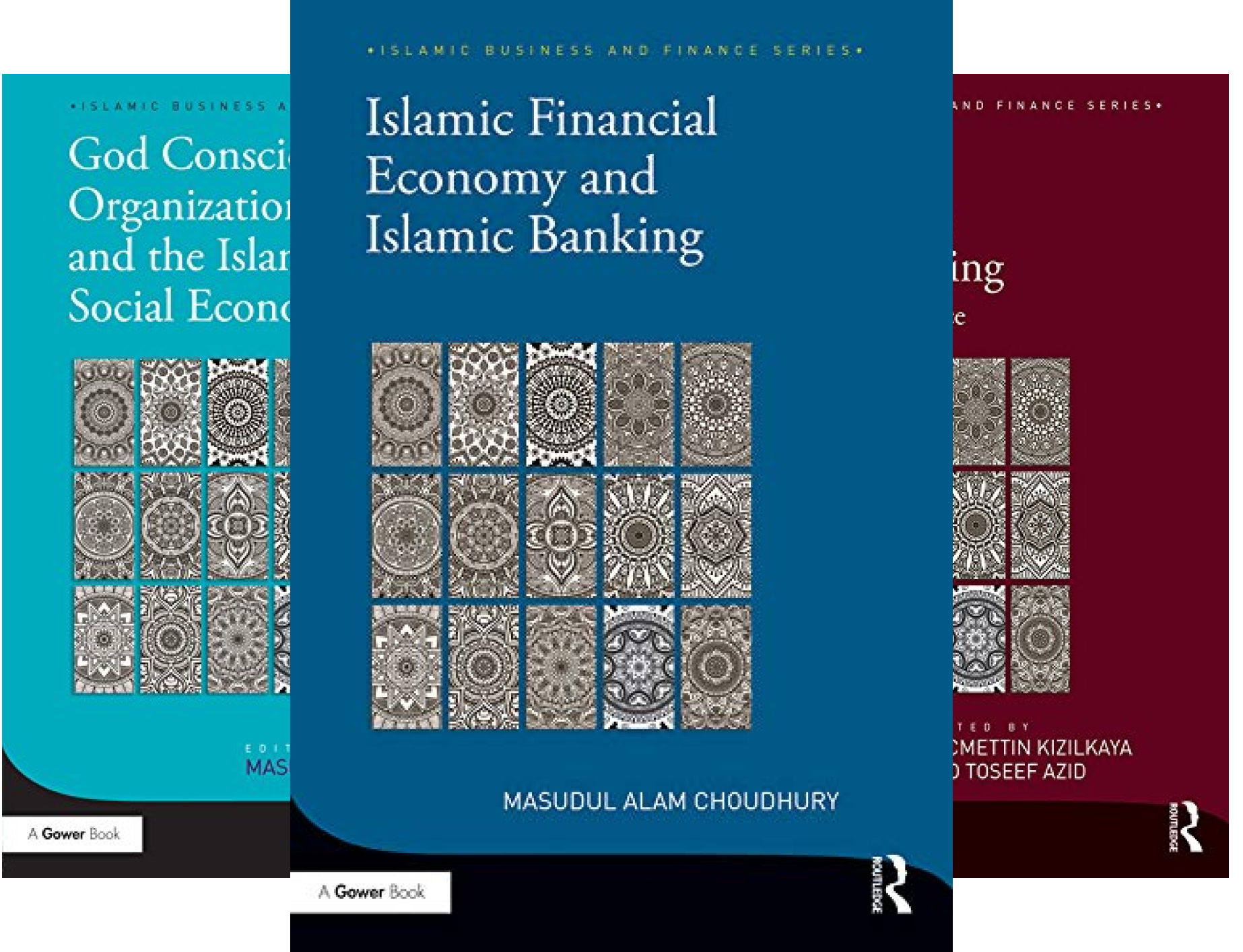 Islamic Business and Finance Series (12 Book Series)