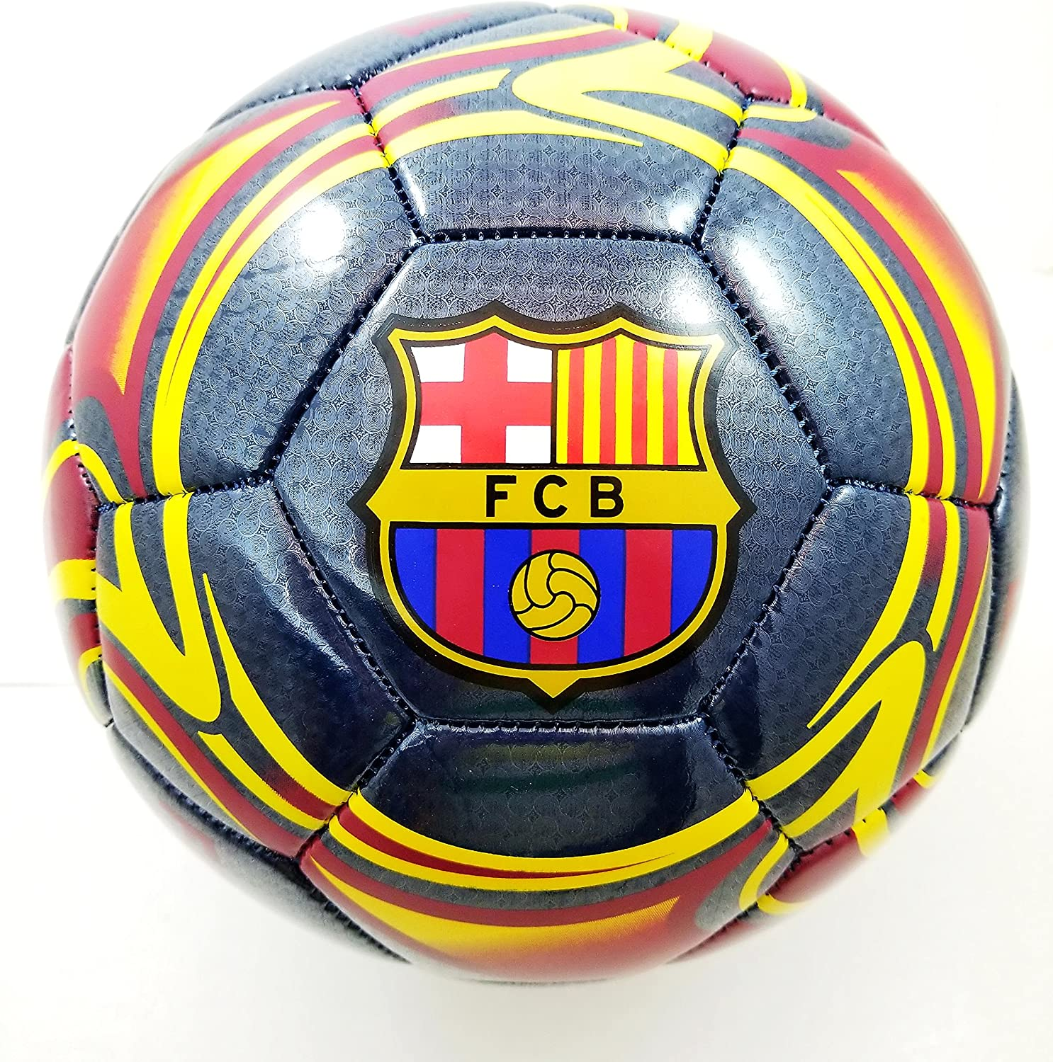 FC Barcelona Authentic Official Licensed Soccer Ball Size 5064