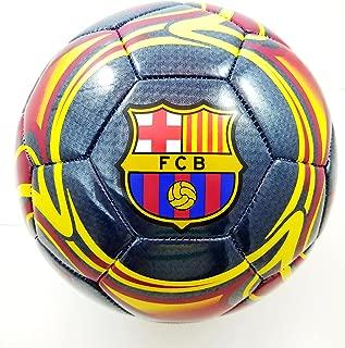 fc barcelona ball size 4