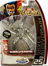 Marvel Toys R Us Exclusive Legends 25th Silver Anniversary Wolverine