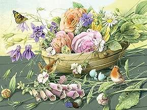 Ceaco 2236-10 Marjolein Bastin Florabunda Puzzle - 300Piece