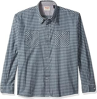 Men's Long Sleeve Flannel Shirt