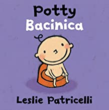 Potty/Bacinica (Leslie Patricelli board books)