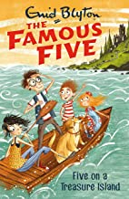 Five On A Treasure Island: Book 1 (Famous Five series)