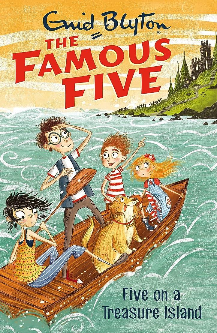 アラバマファンシー疎外するFive On A Treasure Island: Book 1 (Famous Five series) (English Edition)
