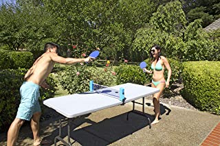 Poolmaster Portable Table Tennis Set