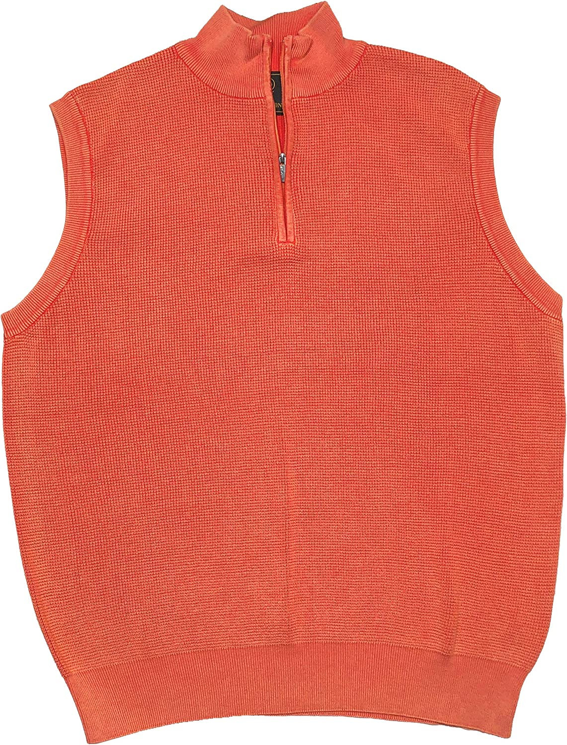 2021 autumn and winter new F X Fusion Baby Thermal Challenge the lowest price of Japan ☆ Sandwashed 1 Zip Sweater Vest 4
