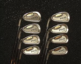 Ping I3 O-Size Golf Clubs, White Dot, Left Handed, Holiday Bonus Free Dozen Golf Balls w/Purchase!