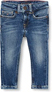 Tommy Hilfiger Spencer Slim Post Codbprc Jeans para Niños