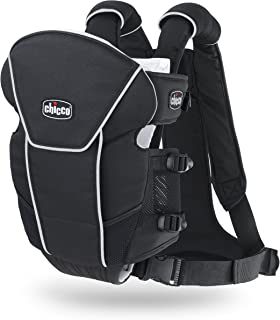 chicco soft baby carrier