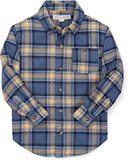 Best boys yellow button down Reviews