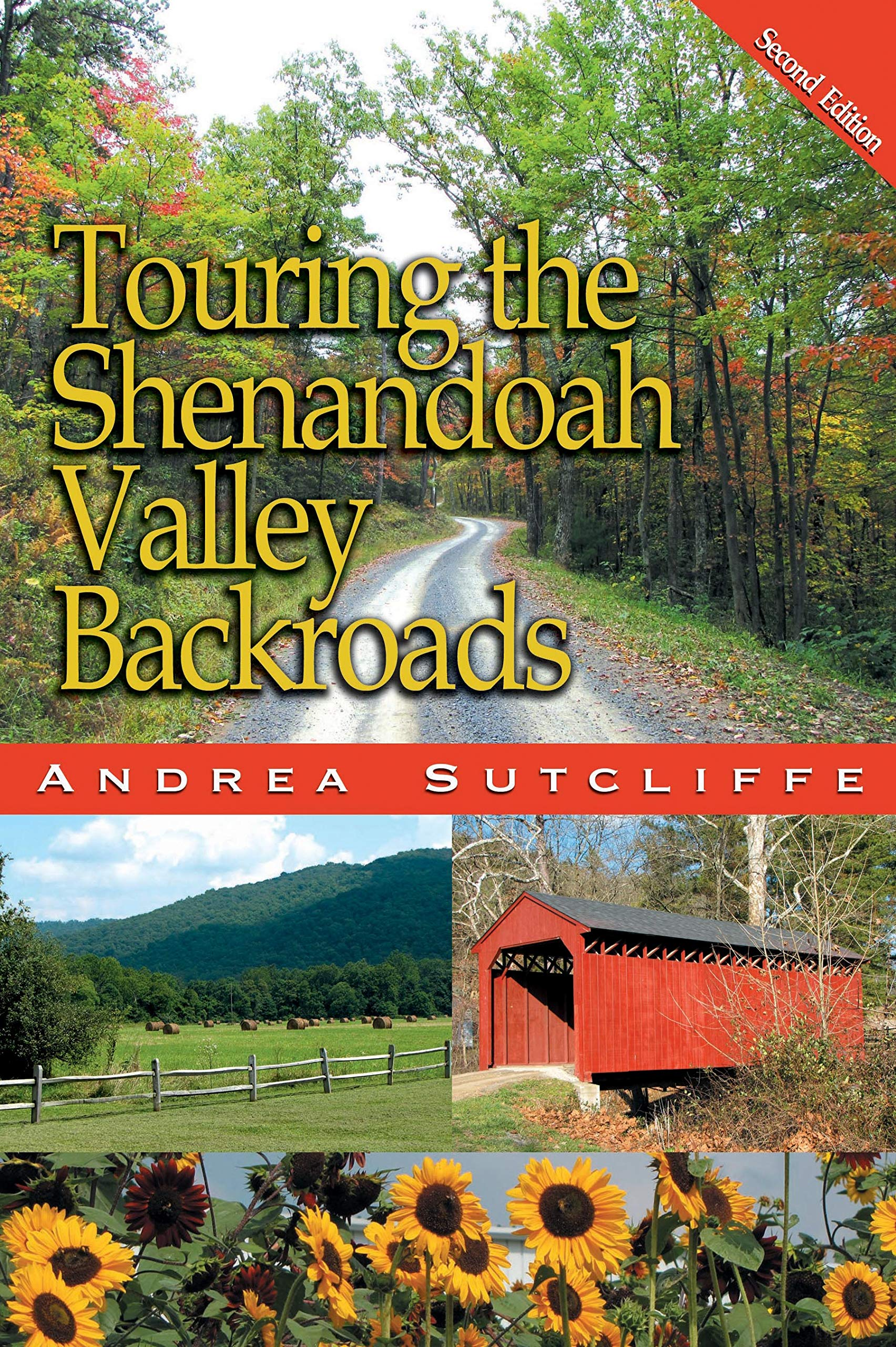Download Touring The Shenandoah Valley Backroads (Touring The Backroads) 