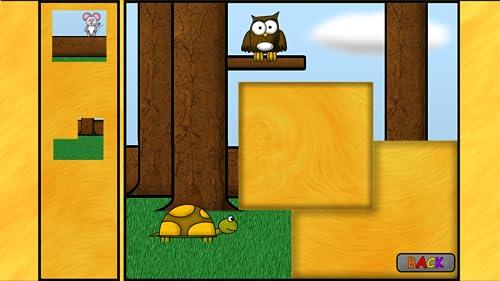 『キッズ・アニマルゲーム:パズル (Kindle Tablet Edition)』の4枚目の画像