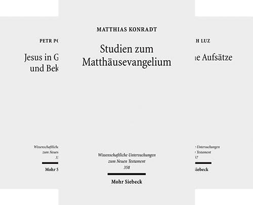 Wissenschaftliche Untersuchungen zum Neuen Testament (51-100) (Reihe in 50 Bänden)