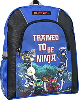 Lego Ninjago Kids Ninja Backpack