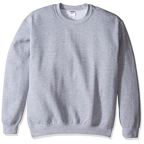 160c254ab899 Gildan Men s Fleece Crewneck Sweatshirt
