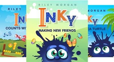 Inky's Bedtime Stories (4 Book Series)