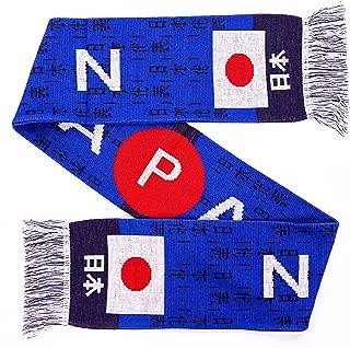 japan soccer scarf