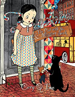 Theodore and The Cat with the Missing Sock: A Children's Picture Book about Love, Loyalty and Courage! (Theodore the Unfor...