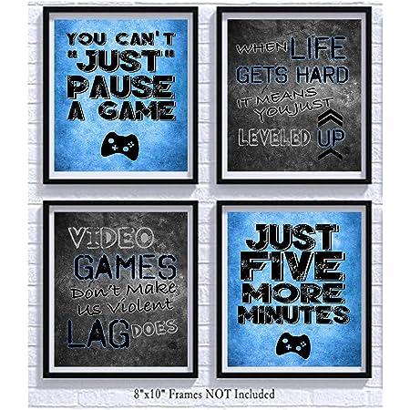 Gaming Poster Set Posterleisten #B066621 91x61cm