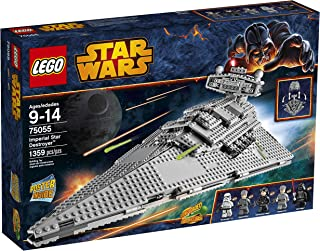 LEGO Star Wars 75055 Imperial Star Destroyer Building Toy  (Discontinued by manufacturer)
