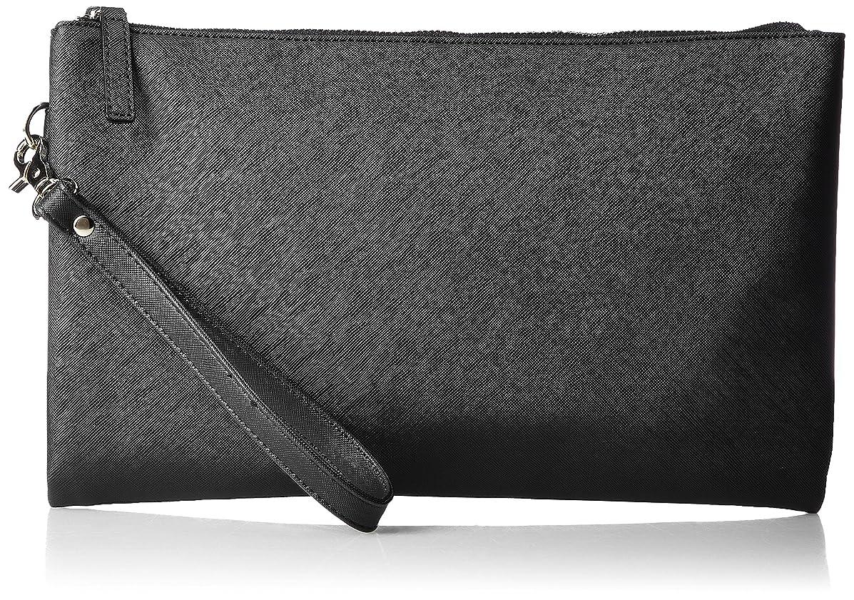 リングレット論理的縁[コントロール] クラッチ セカンドバッグ シンプル合皮クラッチバッグ